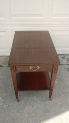 Vintage Side/coffee table