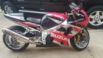 2002 Suzuki GSX-R 1000