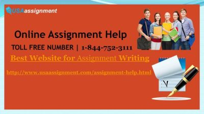 Online Assignment Help Provider in USA | 1-844-752-3111