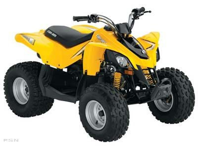$1,250, 2009 Can-Am DS 90 Youth