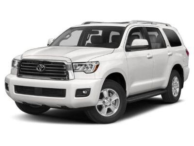 2019 Toyota Sequoia Limited 4WD (Silver Sky Metallic)