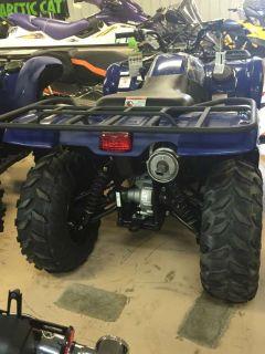 2014 Yamaha Grizzly 450 Auto. 4x4 EPS ATV Utility ATVs Zulu, IN