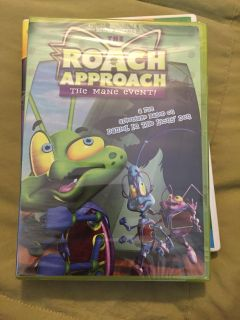 New in package the roach approach dvd