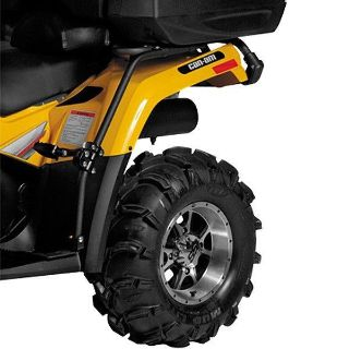 Find QuadBoss Fender Protectors Wrinkle Finish Fits 02-08 Yamaha YFM660F Grizzly 4x4 motorcycle in Holland, Michigan, US, for US $195.95