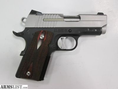 For Sale: New SIG 1911 ULTRA Two-Tone