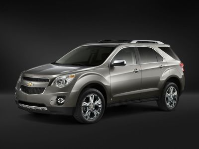 2013 Chevrolet Equinox LTZ (Crystal Red Tintcoat)