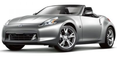 2010 Nissan 370Z Roadster (Magnetic Black Metallic)