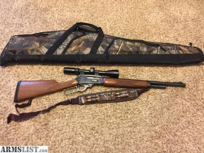 For Sale: JM stamped Marlin 45-70