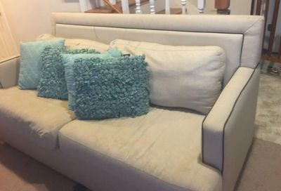 Have rays pull out sofa