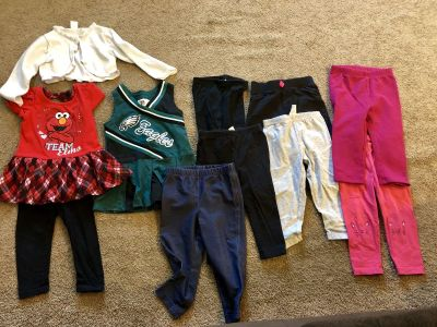 Lot of 18 month clothes
