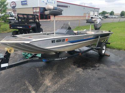 1991 Tracker Tournament TX17 Aluminum Fish Boats Appleton, WI