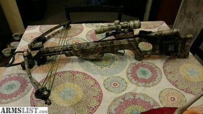 For Sale: TenPoint Titan HLX Crossbow