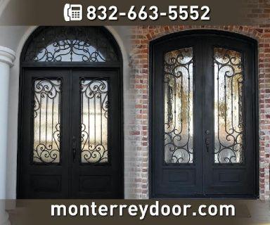 Monterrey Door / Puertas de Hierro