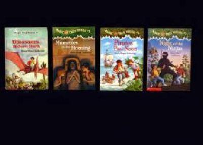 $15 15 Kid's Magic Tree House books by Mary Pope Osborne