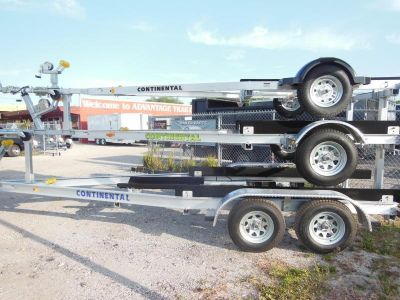 2019 Continental Trailers STARTING 595.00