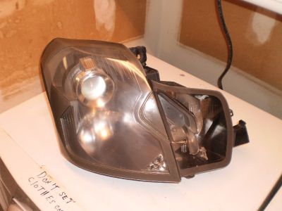 Details about 03-07 Cadillac CTS CTS-V OEM RH passengers Headlight Assembly w/ Headlamp Washers