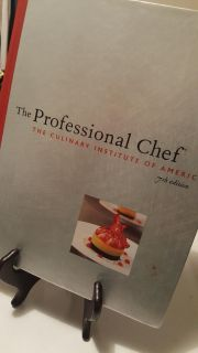 The Professional Chef-Culinary Institute of America