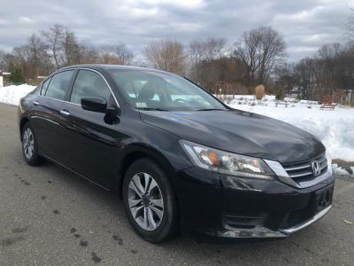 2013 Honda Accord LX (Black)