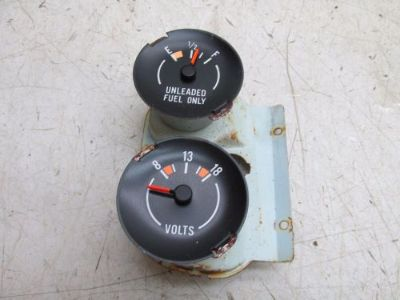 Find 70-78 CAMARO ORIGINAL FUEL AND VOLT GAUGE (UNTESTED) 78 77 76 motorcycle in Bedford, Ohio, United States, for US $22.99