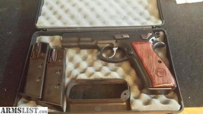 For Sale: CZ75 BD 3 MAGAZINES AND COCO BOLO GRIPS