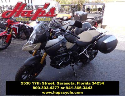 2014 Suzuki V-Strom 1000 ABS Dual Purpose Motorcycles Sarasota, FL