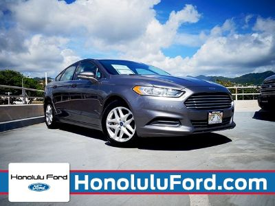 2013 Ford Fusion SE (STERLING GRAY)