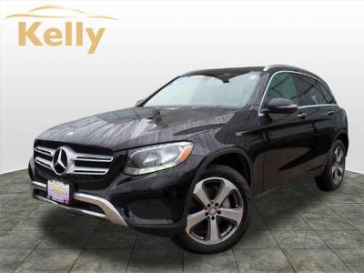 Used 2016 Mercedes-Benz GLC 4MATIC 4dr