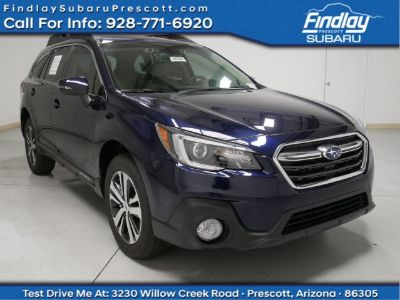 2018 Subaru Outback Limited (Dark Blue Pearl)