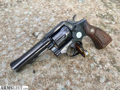 For Sale/Trade: S&W Model 10-6