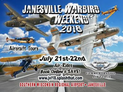 Janesville Warbird Weekend 2018