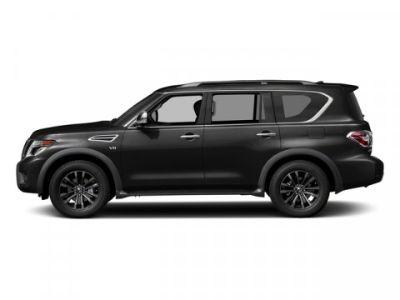 2018 Nissan Armada Platinum (Super Black)