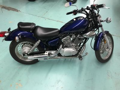 2013 Yamaha V Star 250 Cruiser Motorcycles Coloma, MI