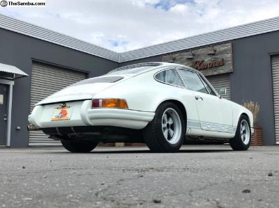 Porsche 911 RS/ST Backdate SoCal Andial Fresh 3.2L