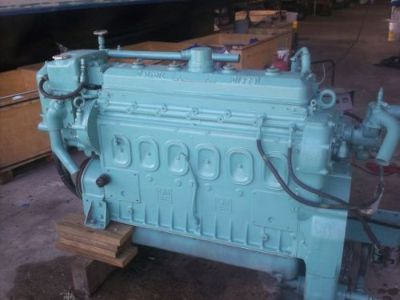 Buy 671 Detroit Diesel Rebuilt Engines and Parts motorcycle in Fort Lauderdale, Florida, United States, for US $10,000.00
