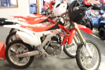 2017 Honda CRF250R Motocross Motorcycles Adams, MA