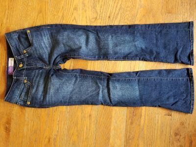 Girls Levi's new without tags bootcut jeans