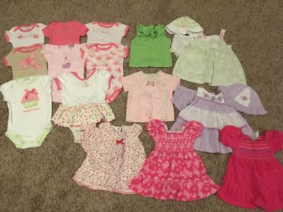 6-9 Month Summer Clothing