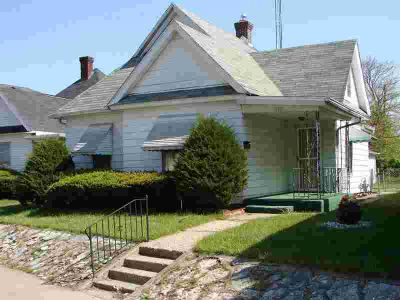 710 Laporte Avenue SOUTH BEND, Adorable Two BR home...Looking