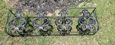 """Southern Living at Home outdoor planter, 32"""" x 5.5""""20H"""