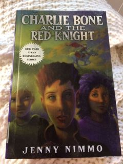 Charlie Bone and the Red Knight by Jenny Nimmo
