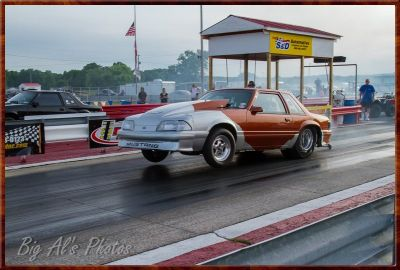 93 Mustang Roller