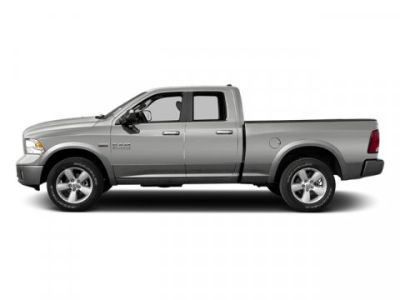 2013 RAM RSX Tradesman (Bright Silver Metallic)