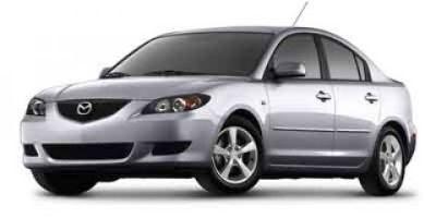 2004 Mazda Mazda3 s (Black Mica)