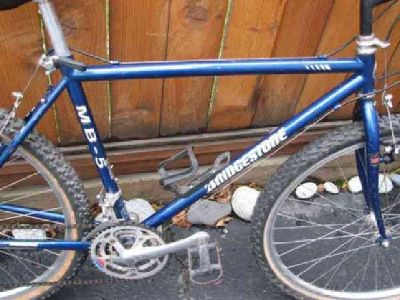 "$120 Nice! Bridgstone ""MB-5"" MTB, Med, 21spd GOT Bikes!!! (Near Elmore & 68th)"