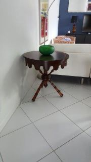 Plantation Style End Table