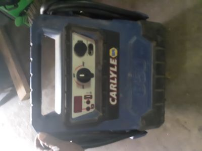 Napa Carlyle 850 12/24 volt jumppak