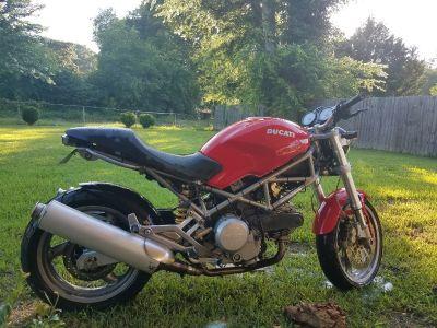 2002 Ducati MONSTER 620