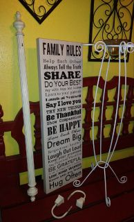 Family Rules lot