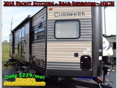 2019 Forest River Rv Cherokee 274VFK