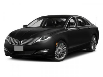2015 Lincoln MKZ Hybrid Base (Tuxedo Black Metallic)